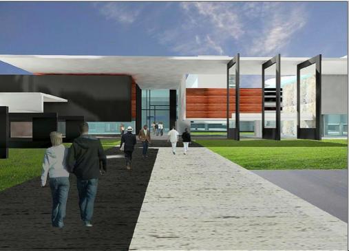 Project Concept – Eco Medical village