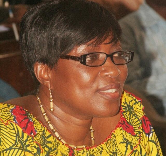 Hon.Dzifa Attivor new chairperson of Eco Medical Village